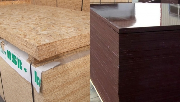 OSB & PLYWOOD